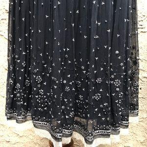 NWOT Elie Tahari silk skirt